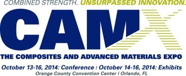 CAMX - Oct 14 - 16